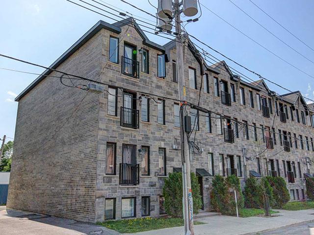 Condo sold, Montréal (Ville-Marie)