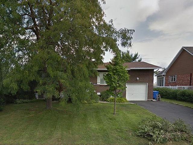 Maison de plain-pied vendu, Boucherville