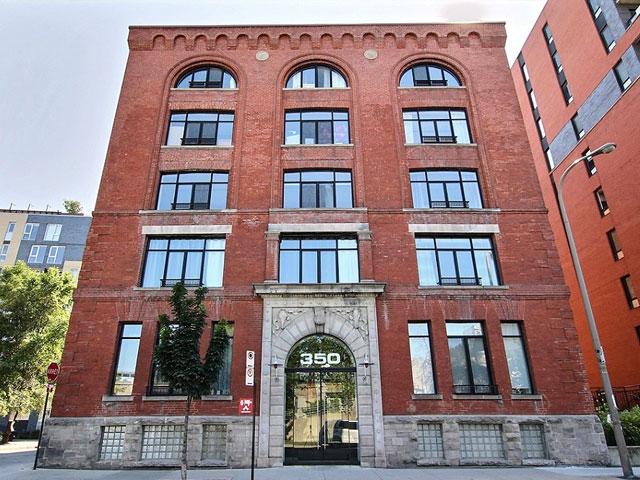 Condo vendu, Montréal (Le Sud-Ouest)